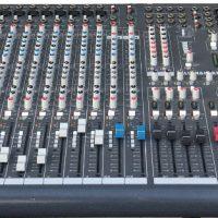 Allen & Heath Zed428 mixer