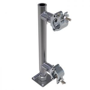 400mm truss screw jack adapter