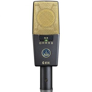 AKG C414XLII microphone
