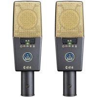 AKG C414XLII Pair of Microphones