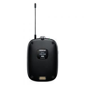 Shure SLX-D1 Wireless Backpack Transmitter