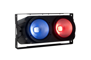BLINDERRGBW - 2x 100 W RGBW 4-in-1 COB LED Blinder