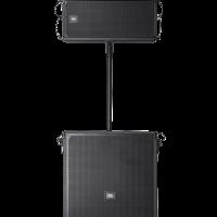 JBL BRX 300 subwoofer plus two speakers