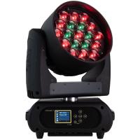 M19W20 - 19x20W RGBALC LED Ring Control Wash Zoom Head