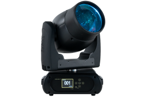 EVENT LIGHTING M1B100W - 100 W LED Beam Moving Head $2,890.00 Select variant With a beam angle of just 1°, the M1B100W produces a very narrow beam, powered by a 100 W white 8,000 K LED. Features 14 colours, 17 gobos and two prisms as well as frost filter. Photometrics Light Source: 100 W White LED, 8,000 K Beam Angle: 1°. Output: 2,650 lumen, 191,500 lux @ 5 m LED Lifespan: 60,000 hours. Colour 14 colours + open Gobo 17 gobos + open Effects Dimming: 0-100%, 16-bit Strobe: 0.5-26 Hz Focus: Motorised Prism: 6-linear and 8-facets prisms Frost: Yes Movement 16-bit auto-reposition Pan: 630° (4 s), 540° (3.58 s) Tilt: 265° (2.8 s) Power Input Voltage: 100~240 V AC, 50/60 Hz, 180 W Connection: Neutrik® powerCON in/out Control Operation Modes: DMX, auto, sound active, master/slave Control Protocol: DMX512, RDM (optional: W-DMX™) DMX Channels: 11 / 13 / 14 / 17. RDM: Change DMX address, display flip, X/Y reverse Control Interface: 3-pin XLR in/out, 5-pin XLR in/out Display: 2.4″ Colour LCD Control Panel with battery power Housing Materials: Die Cast Aluminium, matte black finish Finishing: Matte Black Cooling: Multi-sensor thermostat controlled variable speed fan IP Rating: IP20 Net Weight: 12 kg Rigging: 2x omega brackets with 1/4 turn quick locks