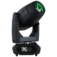 Event Lighting M1H420W - 420W LED Hybrid Moving Head with CMY, CTO and Zoom