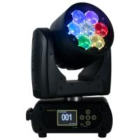 M7W20RGBW - 7x 20 W RGBW Wash Zoom Moving Head with Pixel Control
