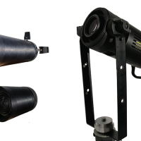 ZP200LE - 200W LED Fresnel / Profile Spot - Light Engine